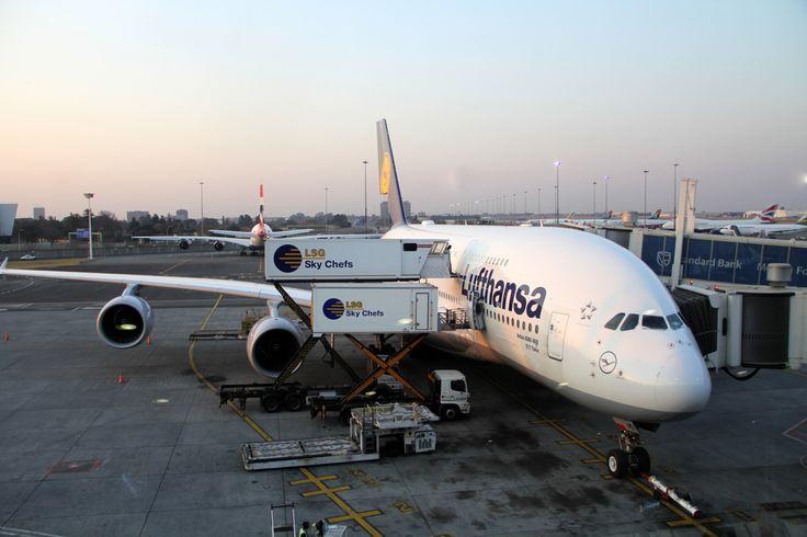 Airline Review: Lufthansa (long haul Business) – http://traveluxblog.com/2015/10/13/airline-review-lufthansa-long-haul-business/ #travel #wanderlust #luxury #lufthansa #review #a380 #businessclass #airline #flight