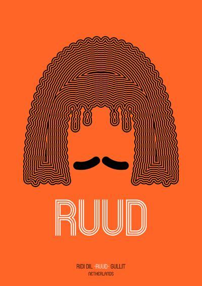 "Sixpointer | RUUD |Ridi Dil ""Ruud"" Gullit| NETHERLANDS ..."
