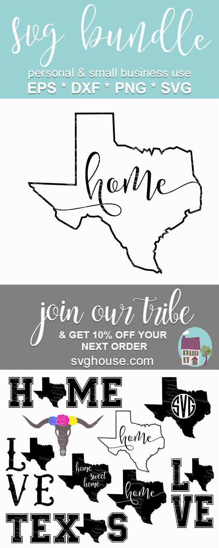 Texas SVG Bundle in 2020 Creative crafts, Cricut, Svg