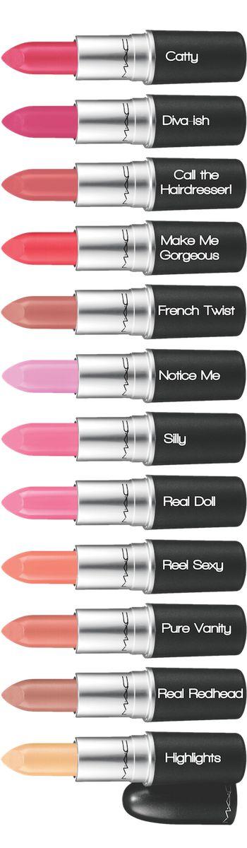 M·A·C 'M·A·C is Beauty' Lipstick