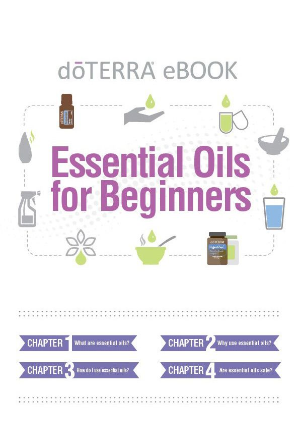 Are you new to the essential oil lifestyle? This eBook for Beginners will help you understand how to use essential oils and how to incorporate them into your daily life!