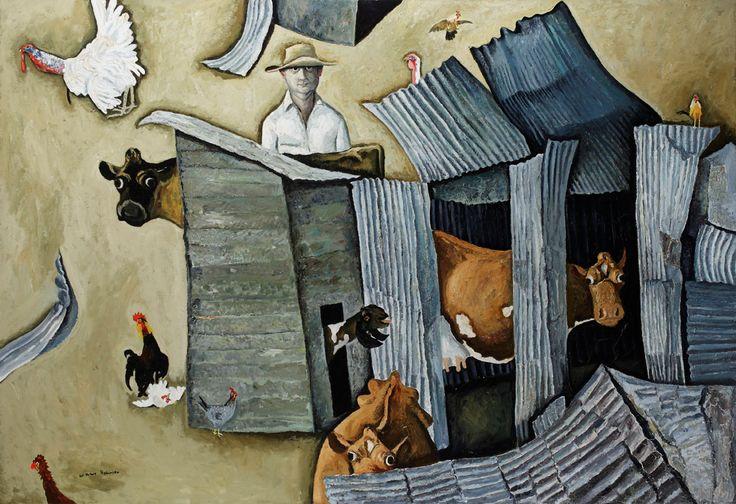 farmyard1. William Robinson