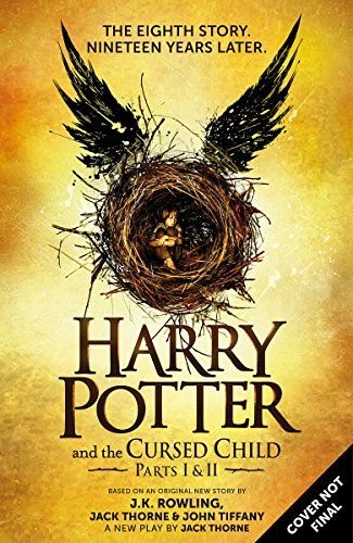 Harry Potter and the Cursed Child is the eighth story in the Harry Potter series and the first official Harry Potter story to be presented on stage.