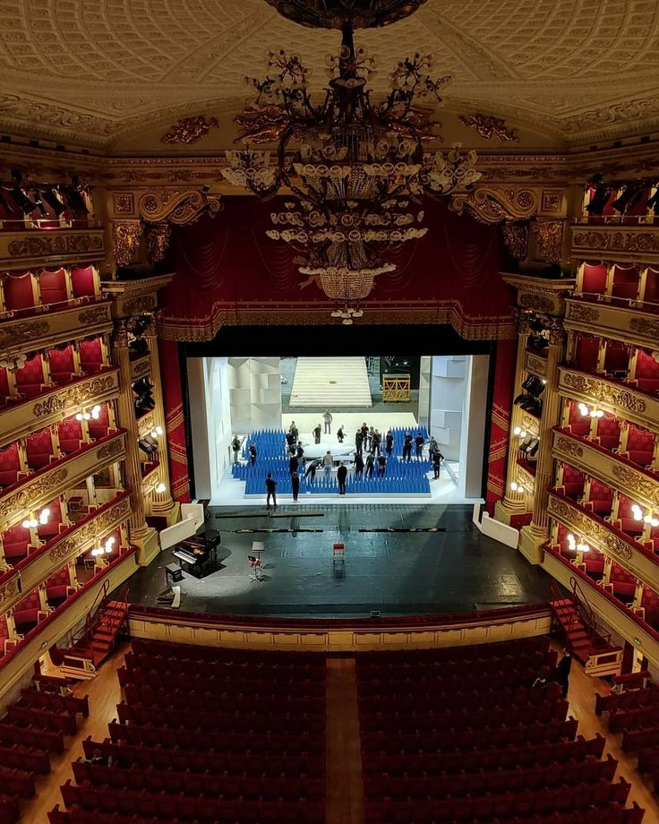 "Teatro alla Scala on Instagram: ""Ariadne auf Naxos di ..."