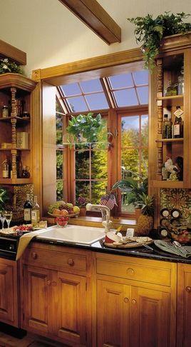 love this garden window