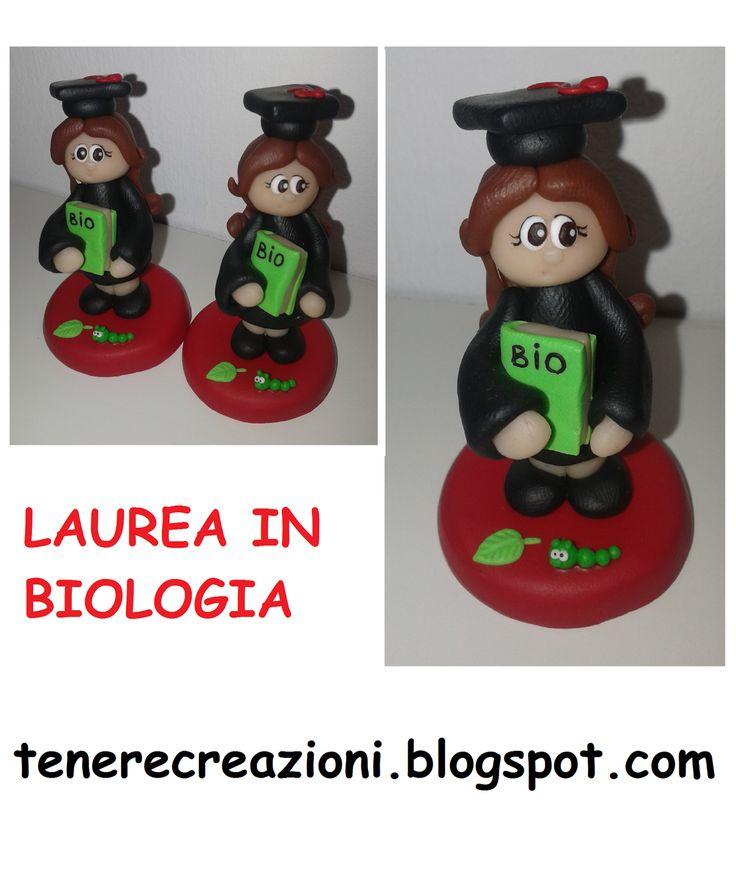 BOMBONIERE personalizzate: BOMBONIERE per laurea in BIOLOGIA, bomboniere per laurea in scienze biologiche - tenerecreazioni.blogspot.com