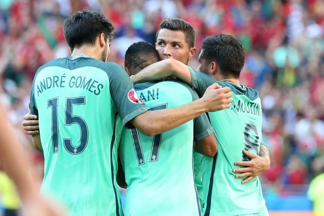 Why Underdog Status Will Help Portugal in Euro 2016 Clash with ...