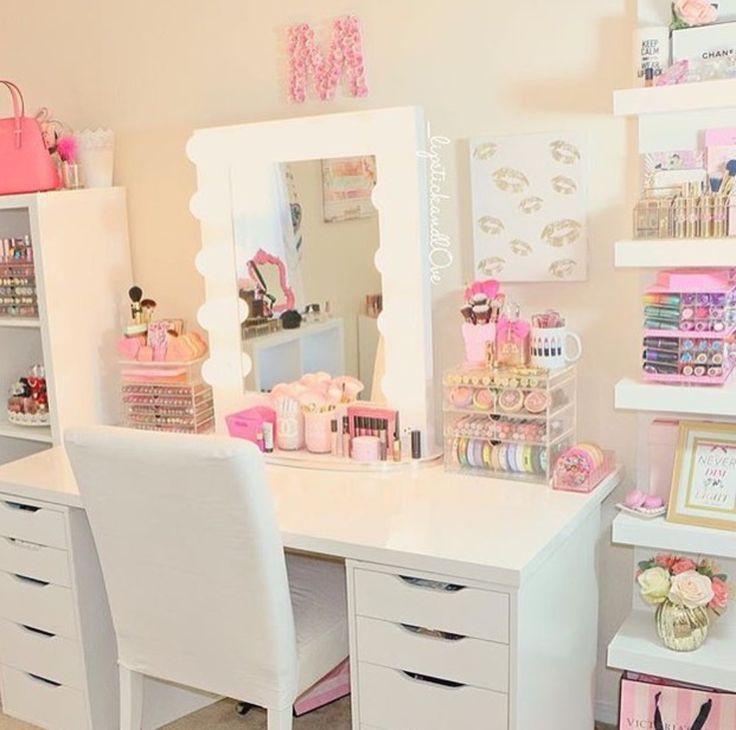 Vanities Every Makeup Lover Needs Girlslife