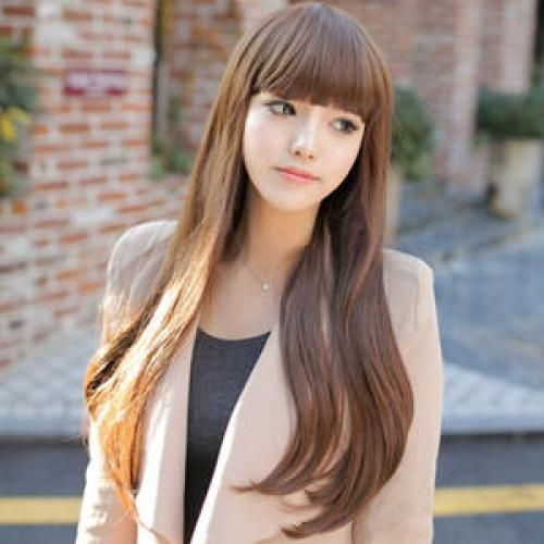 `New Fucura` Long Full Wig - Straight