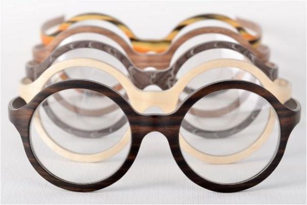 Occhione, gli occhiali ecosostenibili.  La nuova linea W-Eye