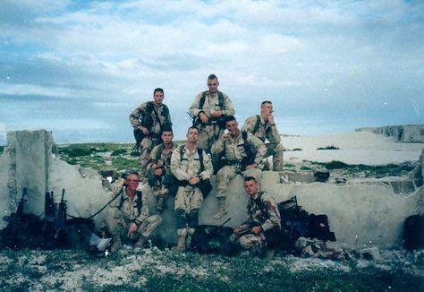 the battle of mogadishu | TF Ranger, 75th Ranger Regiment.
