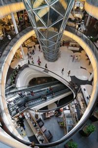 Einkaufen in Frankfurt: My Zeil. / Shopping in Frankfurt.    © Tourismus+Congress GmbH Frankfurt am Main, Fotograf: Holger Ullmann
