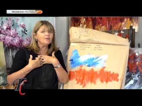 (1) Fusión Crear 21-04-2017 GABRIELA MENSAQUE - YouTube