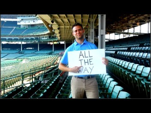 'Go Cubs Go' is great, but Eddie Vedder's 'All The Way' will make fans cry (especially today) | WGN-TV