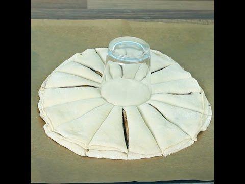 Poharat tett a kelt tésztára, majd nem sokkal később olyan desszert lett belőle, aminek mindenki a csodájára járt! (videó) - www.kiskegyed.hu