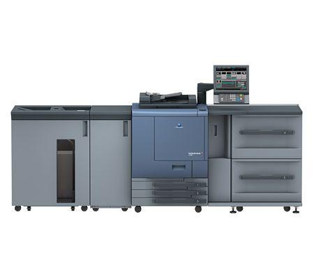 Kolorowy system drukujący Konica #Minolta bizhub #PRESS C6000 / C7000(P)