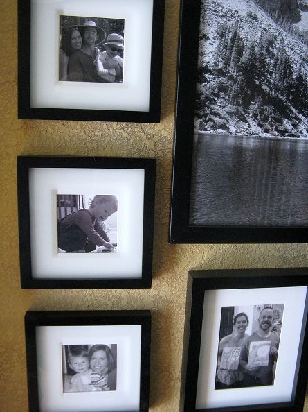 My New Pottery Barn Inspired Gallery Wall