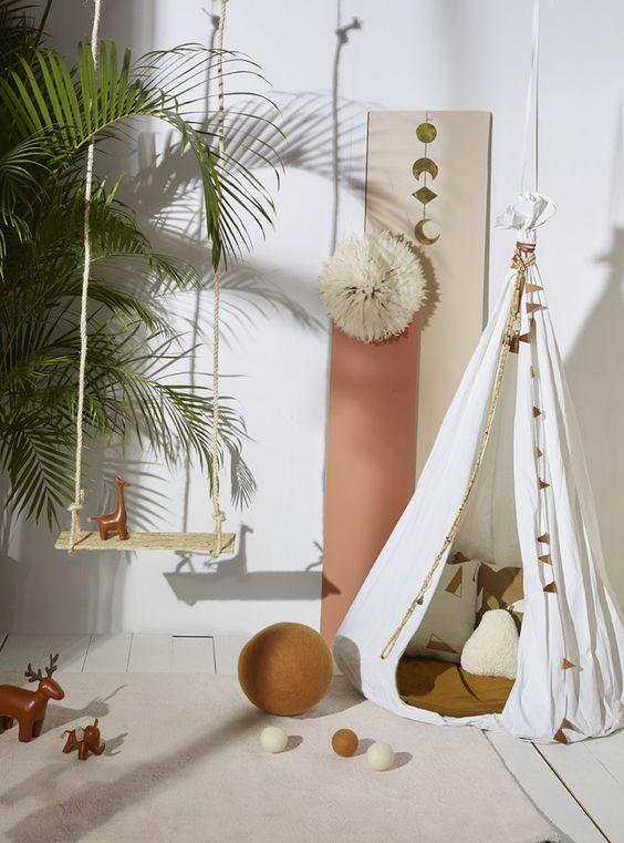 Les 235 meilleures images propos de chambre des enfants sur pinterest pastel b b filles for Chambre ambiance nature