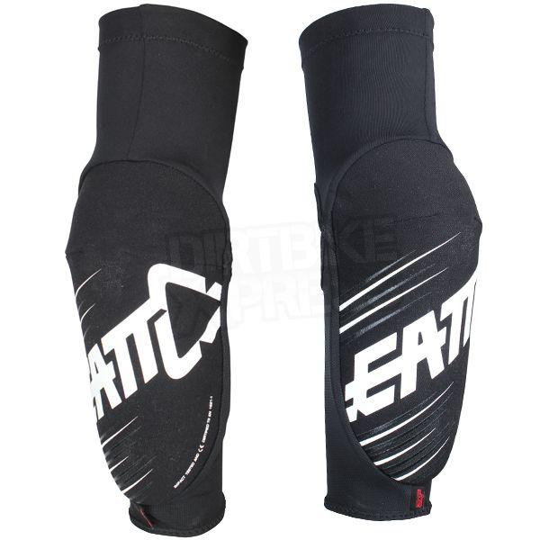 Leatt 3DF 5.0 Elbow Guards - Black