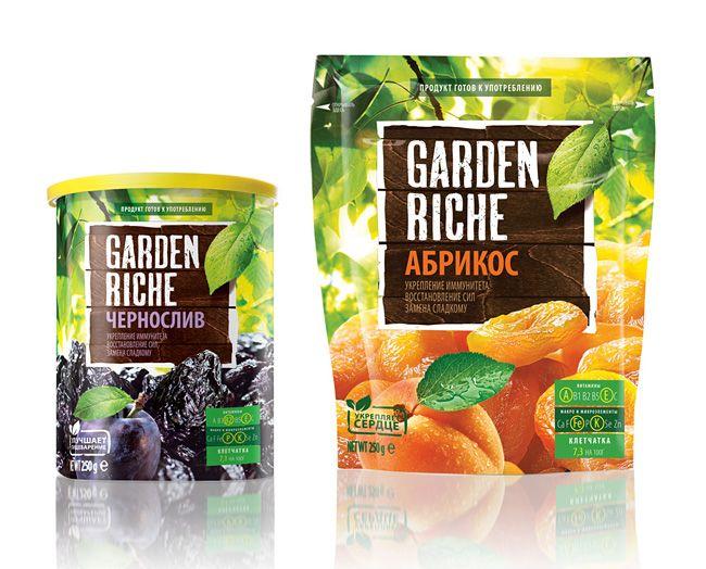 Garden Riche - сухофрукты (2)