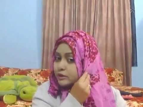 easy, 5 min. hijab tutorial for everyday look