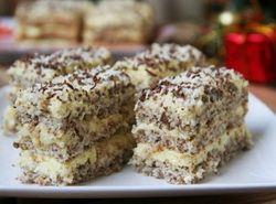 Pihe-puha diós sütemény   Sütemény Receptek