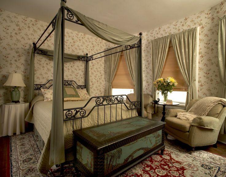 romantic bedroom wallpaper - Google Search