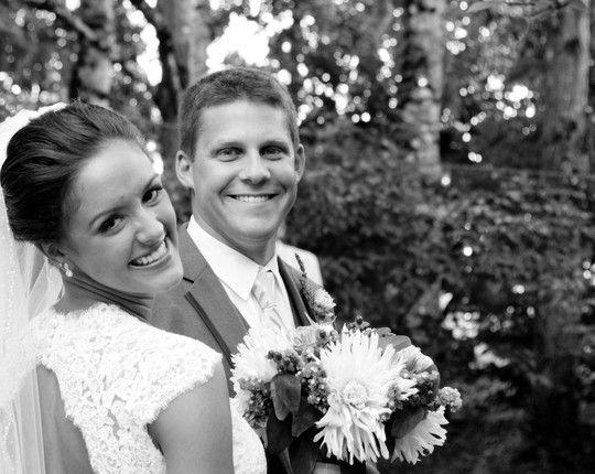 Susan and stinson wedding