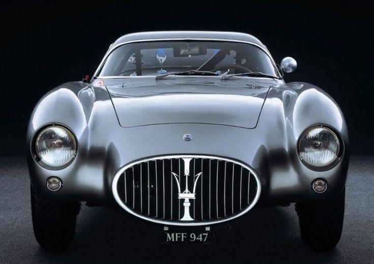 1954 Maserati A6 GCS/53 Berlinetta cars sportcars exoticCars muscleCars highperformanceCars classicCars RaceCars