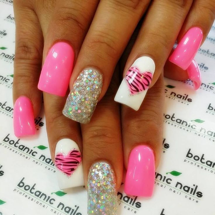 200 best Nail Designs For Fake Nails images on Pinterest | Acrylic ...