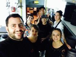 Restaurant gastronomique Rouen, cours de cuisine, service traiteur, salle de réunion