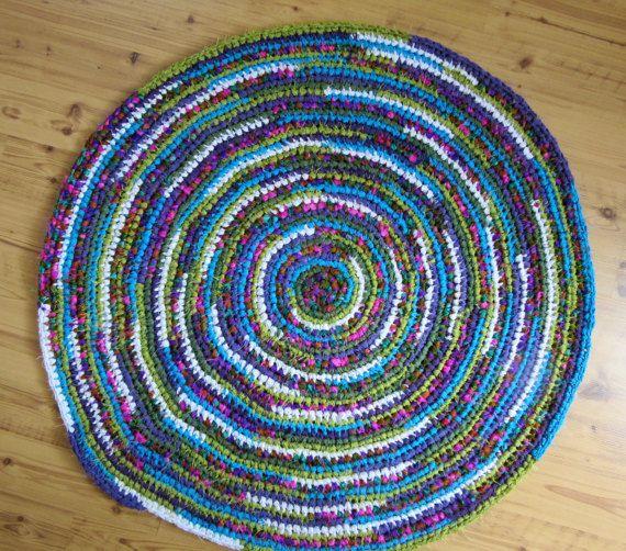 Youtube Rag Rug: 17 Best Ideas About Crochet Rag Rugs On Pinterest
