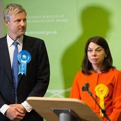 Zac Goldsmith wins the Twickenham seat at General Election