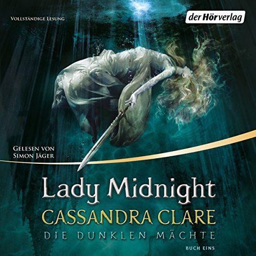 """Ein weiteres Hörbuch-Muss in meiner #AudibleApp: """"Lady Midnight (Die Dunklen Mächte 1)"""" von Cassandra Clare, gesprochen von Simon Jäger."""