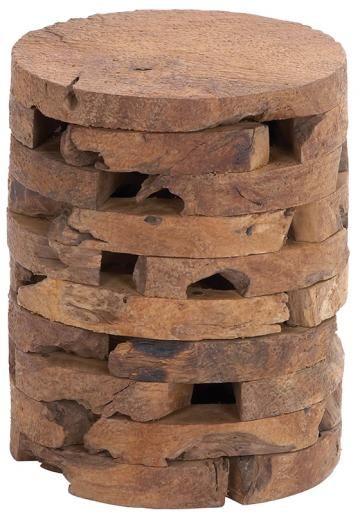 Catarina Teak Stool - Teak Stool - Garden Stools - Short Stool | HomeDecorators.com & The 25+ best Short stools ideas on Pinterest | Redone chairs ... islam-shia.org