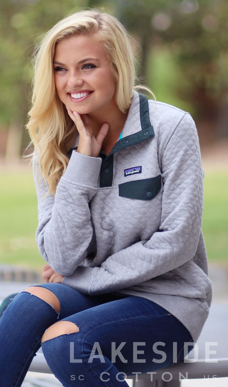 Patagonia Women's Cotton Quilt Snap-T® Pullover | Lakeside Cotton