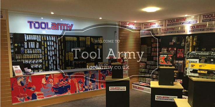 Buying tools in Chorley at the best price from Tool Army hardware store in Chorley