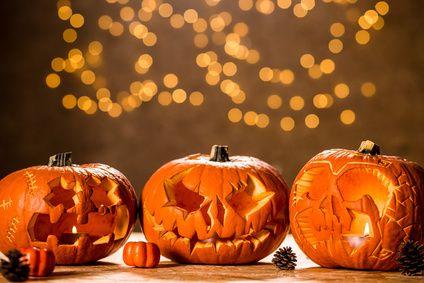 Tekvica a Halloween