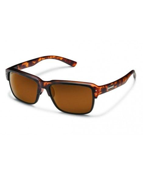 216dfa51a0c Suncloud Polarized Port O Call Sunglasses - Matte Tortoise Frame ...