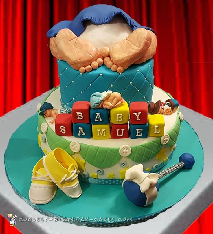 last minute baby shower cake coolest birthday cake ideas