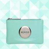 minty mimco pouch... so pretty...!!
