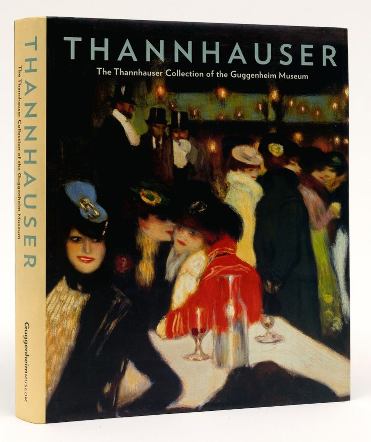 Cover of a book about the Guggenheim's Thannhauser collection