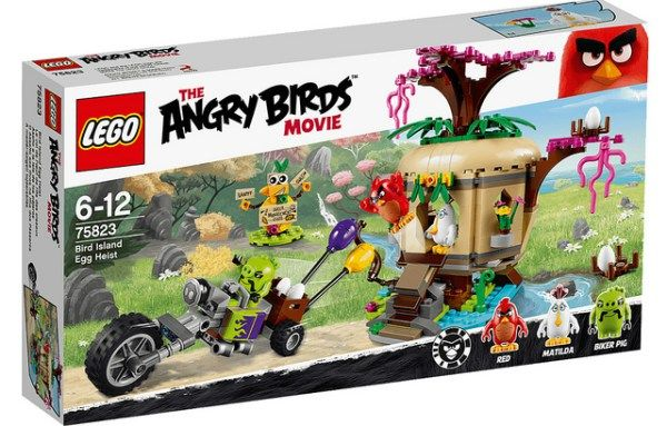 LEGO Angry Birds movie sets revealed [News] | The Brothers Brick | LEGO Blog
