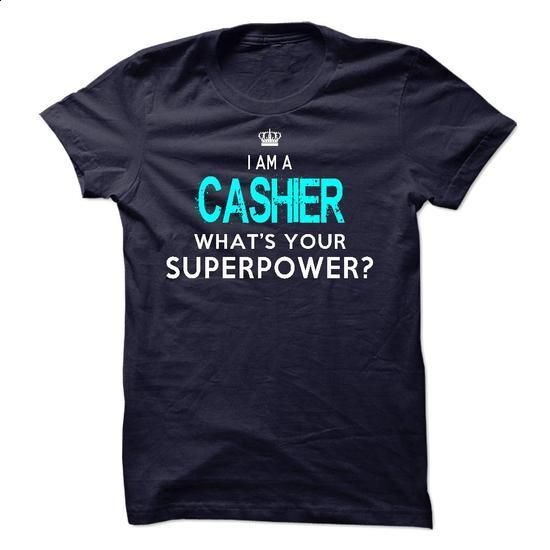 Im A/An CASHIER - #clothes #mens zip up hoodies. BUY NOW => https://www.sunfrog.com/LifeStyle/Im-AAn-CASHIER-31870508-Guys.html?60505