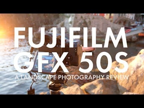 (16) Fujifilm GFX 50S Landscape Photography Review - YouTube
