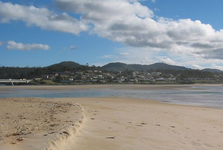 Scamander, Tasmania #tasmania #australia #river #beaches #ocean #oceanside #oceanview #oceanphotography #tour #tourism #tourist #travel #touristattractions #touristplaces #touristspot #wallpapers #picoftheday #pictureoftheday