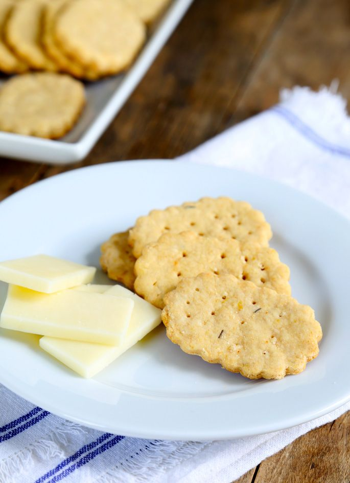 """Gluten Free """"Chicken-in-a-Biskit"""" Crackers—plus the secrets to rolling out cookie and cracker dough!"""