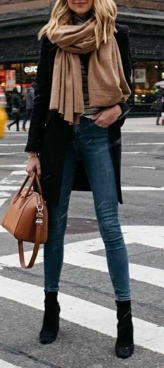 45 Fashionable Winter Outfits to Wear NowWachabuy