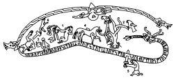 Sigurd Fafnesbane, eller Sigurd Völsung, är en hjälte i nordisk mytologi, son till Sigmund och Hjördis.   Legenden om Sigurd ingår i den nordiska Völsungasagan. Sigurd lyckades dräpa draken Fafner och komma över en stor skatt.  Skatten innehöll bland annat den magiska ringen Andvaranaut som gjorde sin ägare rik.  Tidigare hade dock Loke avtvingat dvärgen Andvare ringen, men denne hade som hämnd försett ringen med en förbannelse:  ringen skulle förgöra den som ägde den.  Ringen förgjorde så…