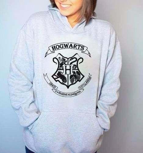 hogwarts harry potter blusa moletom canguru   frete grátis